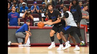Highlights Of Milos Teodosic