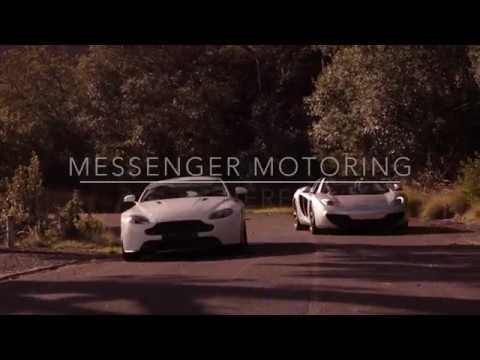 MCLAREN 12C VS ASTON MARTIN VANTAGE - CAPE TOWN | HD TRAILER