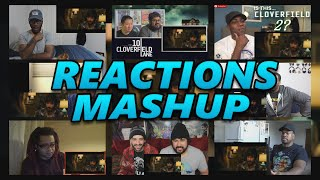 10 Cloverfield Lane Official Trailer #1 (2016) - Reactions Mashup