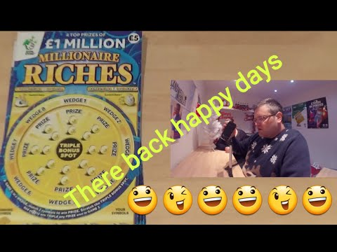 Race To Riches Scratchcard