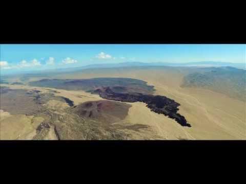 Volcanoes of the Mojave Desert