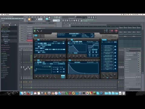 FL Studio on Mac   Official Native Support!