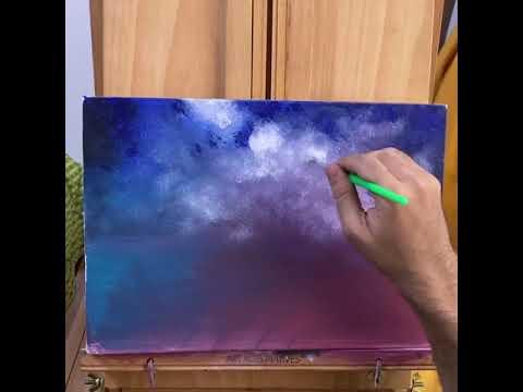 Arte pintura acrilica