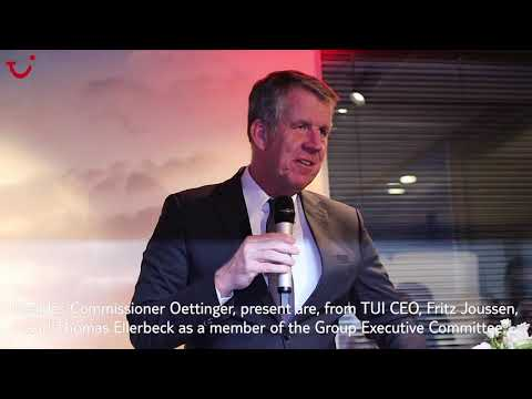 TUI Group: Opening of the EU Brussels office