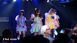 ゆめかわクラウンTOKYO一周年記念ライブ@ナインスパイスから ゆめかわ...