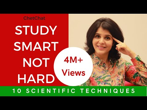 How to Study Smart Not Hard | 10 Scientifically Proven Study Techniques | ChetChat