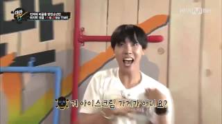 150629 BTS YamanTV ep24 : J-Hope Girl group DANCE cut