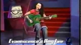 Amy Lee on Cartoon Network