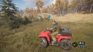 The Hunter: Call of the Wild   DLC ATV SABER 4X4 [Gameplay español]
