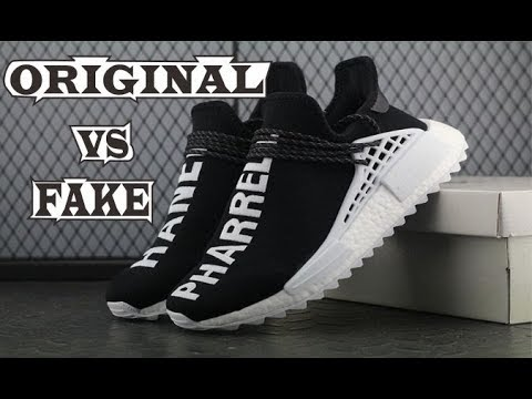 d509ef12d Adidas PW X CC HU NMD CHANEL Original   Fake - YouTube