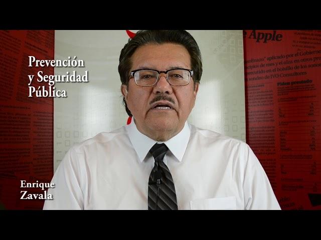 Enrique Zavala (Seguridad Penitenciaria el reto)