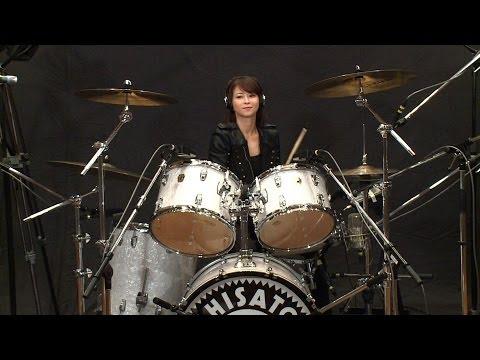吉田拓郎も高く評価する、森高千里のドラム演奏 , Spotlight (スポットライト)