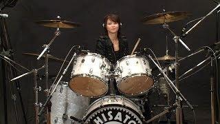 CHISATO MORITAKA : Drums on