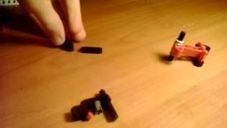 Как сделать пистолет из лего [2 часть]