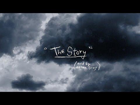 Conan Gray - The Story (Lyrics)