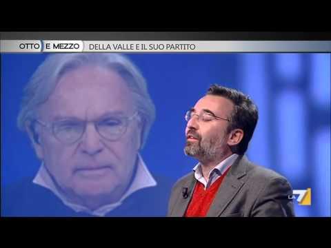 Otto e mezzo - Della Valle e il suo partito (Puntata 18/11/2015)