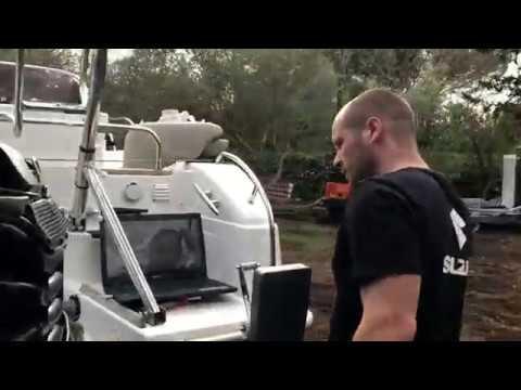 Entretien bateau à domicile en camion atelier ATELIER