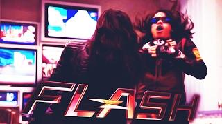"Reaction | 11 серия 3 сезона ""Флэш/The Flash"" + промо ""Неприкасаемый/Untouchable"""