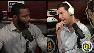 Braylon Edwards tells the story of being jumped by LeBron's friends in Cleveland | D.A. on CBS