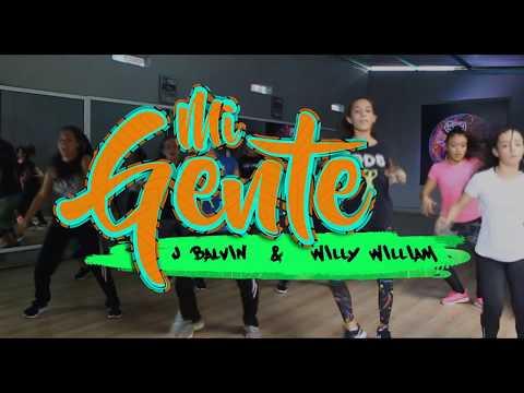 Mi Gente - J Balvin & Willy William | Choreography by Gaby Sánchez