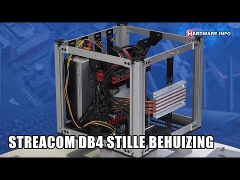 Streacom Db4 Geruisloze Designbehuizing Review Hardware