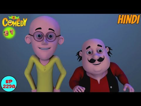 John Ka Rumaal - Motu Patlu in Hindi - 3D Animated cartoon series for kids - As on nick