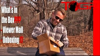What's in the Box??? - Viewer Mail - Unboxing 17