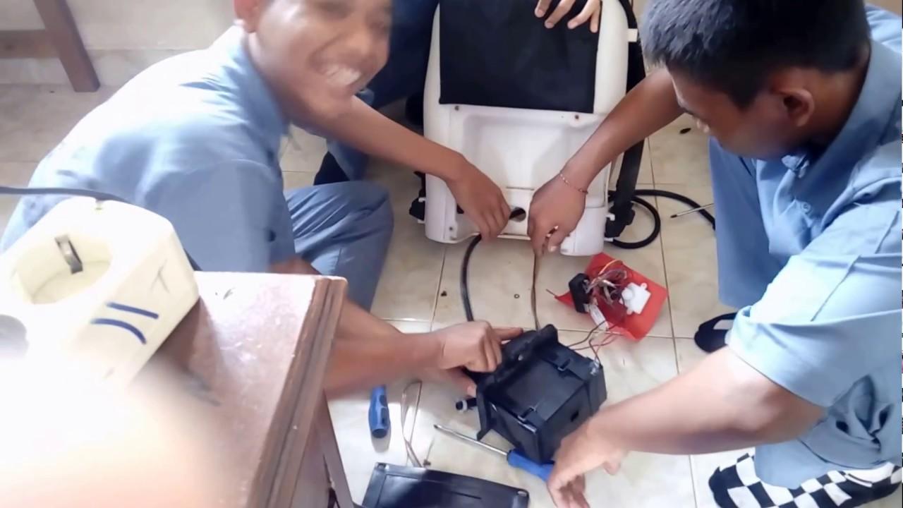 Cara Perbaiaki Tangki Semprot Elektrik Youtube