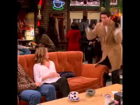 Ross😅 - The baby is kicking
