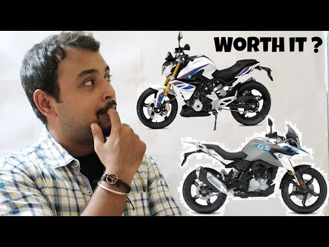 BMW G310GS & G310R Launched | Worth The Price ? | Should You Buy ? | Comparison | My Opinions