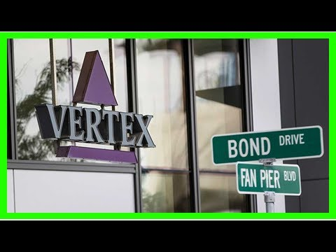 Breaking News   Vertex Pharma Tops Quarterly Views On Strong Cystic Fibrosis Drug Sales