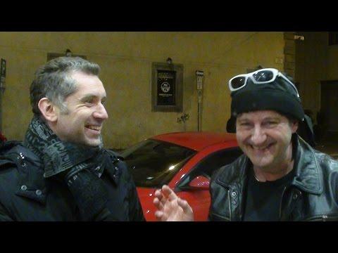 Grullo incontra Andrea Agresti incontro intervista e talk-show al cinema Tuscany comedy entertainer