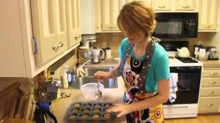 Pumpkin Doughnut Muffins By Black Barn Bakery.mp4