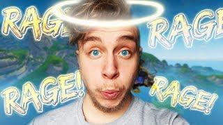 RAGER C'EST MAL !! FORTNITE !!
