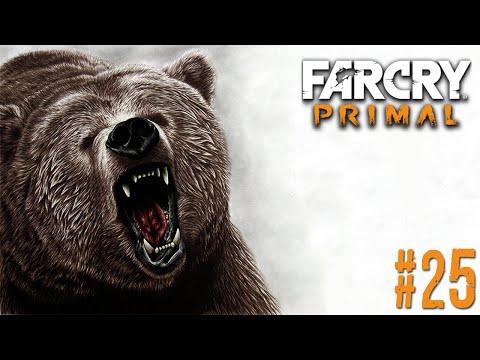 FAR CRY PRIMAL #25 | Caça ao Grande Urso Cicatriz (PORTUGUÊS/HD)