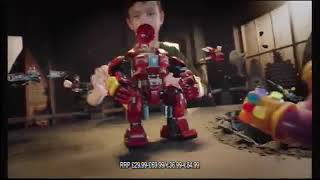 Lego Marvel Super Heroes 2018 Infinity Wars Sets Commercial