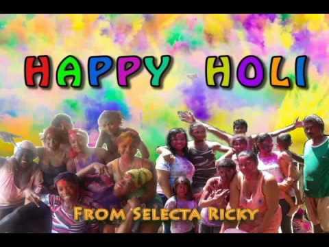 Holi (Phagwah) Mix by Selecta Ricky