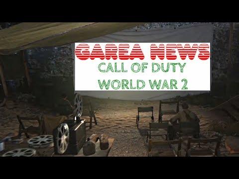 Garea News - September 2017 - Call of Duty World War 2 - (wenig Text)