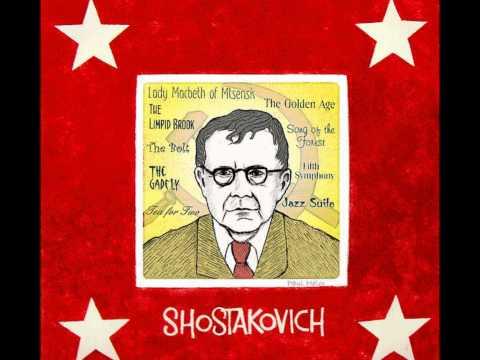 Dmitri Shostakovich - Symphony No. 5 Op. 47 - Allegro non troppo (4/4)
