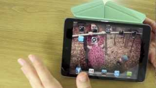 Gambar cover Moshi Versacover for iPad mini - Unboxing and Hands On