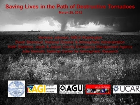 Saving Lives in the Path of Destructive Tornadoes