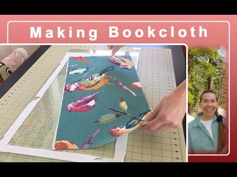 Making Bookcloth