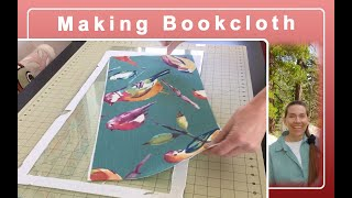 Make Your Own Bookcloth