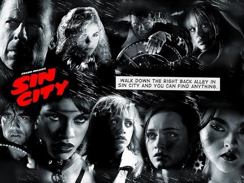 Sin City (2005) - Szinkronos Előzetes
