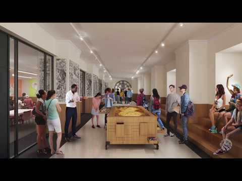 Renovating The New York Public Library's Stephen A. Schwarzman Building