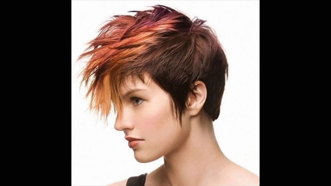 Farbige mohawk frisuren