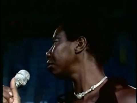 NINA SIMONE on JANIS JOPLIN ,Wonderful!! , live at Montreux,1976
