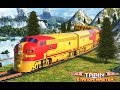 Train Driving Simulator USA: Train Games 3D