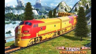 Train Driving Simulator USA: Train Games 3D