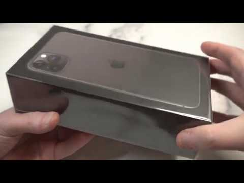 IPhone 11 Pro Max Space Gray Unboxing